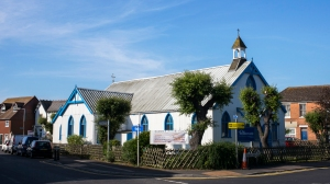 The Tin Tabernacle, Portland Road